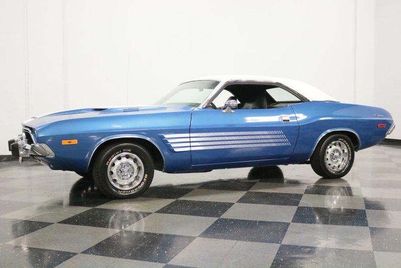 1973 Dodge Challenger 6