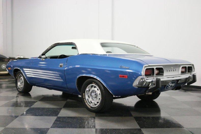 1973 Dodge Challenger 9