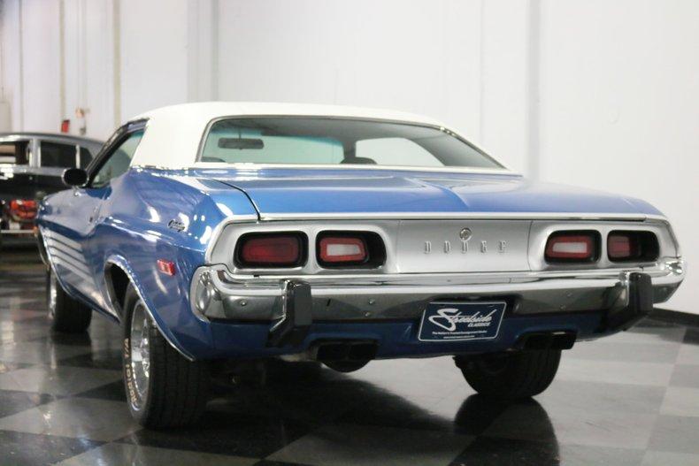 1973 Dodge Challenger 10