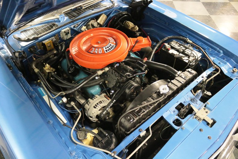 1973 Dodge Challenger 40
