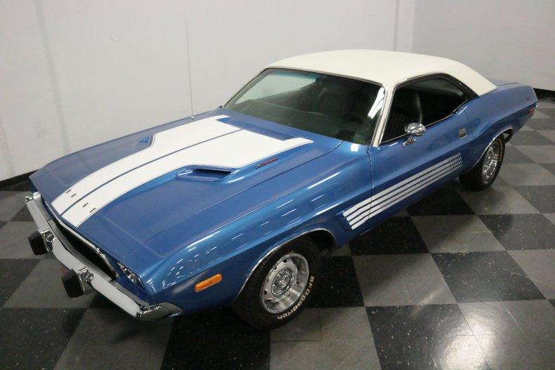 1973 Dodge Challenger 21