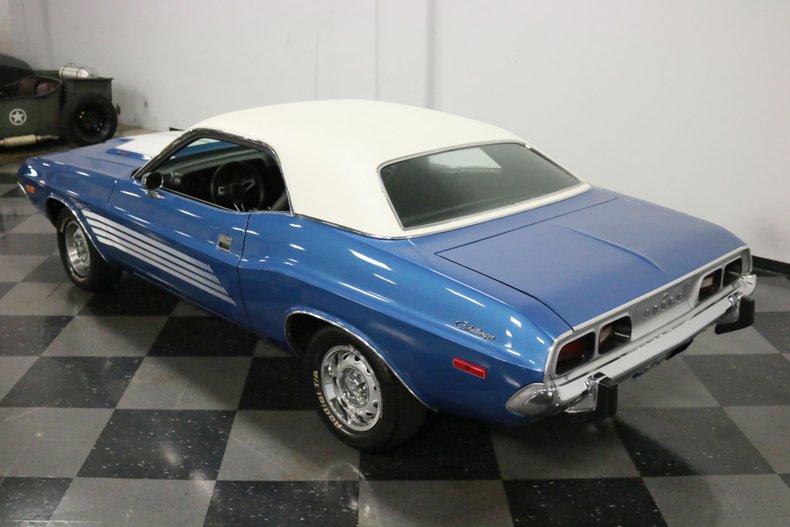 1973 Dodge Challenger 74