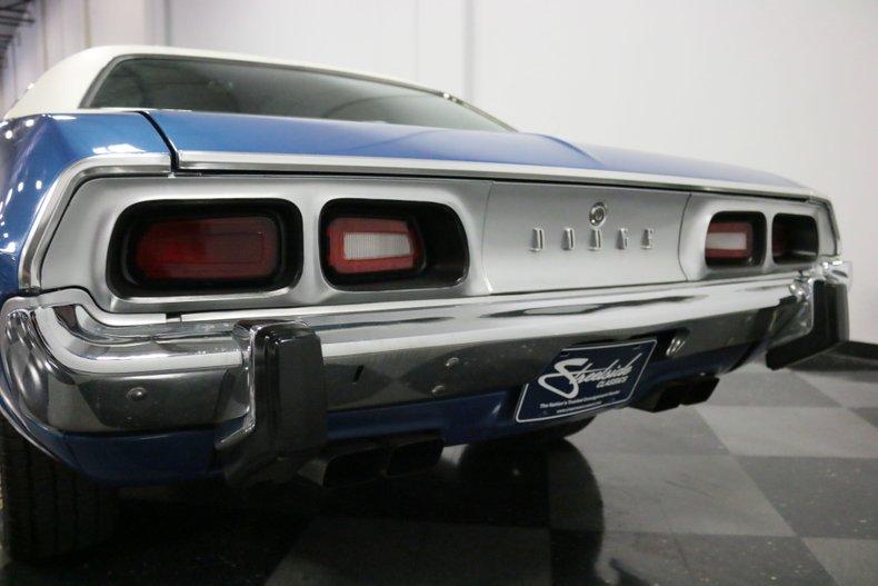 1973 Dodge Challenger 72
