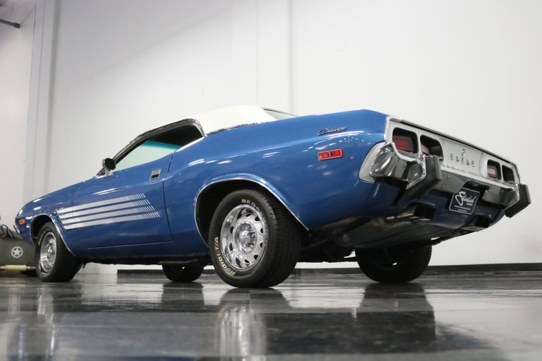 1973 Dodge Challenger 29