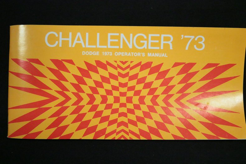 1973 Dodge Challenger 75