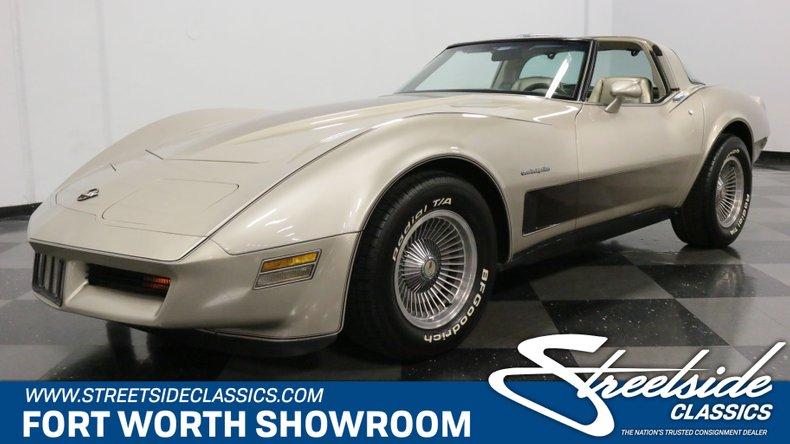 1982 Chevrolet Corvette For Sale