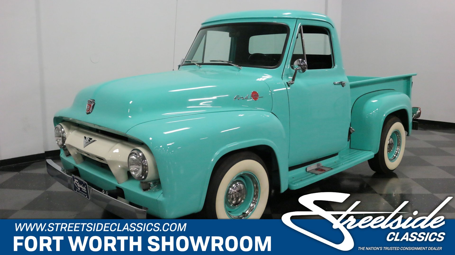 1954 Ford F 100 Classic Cars For Sale Streetside Classics The Nation S 1 Consignment Dealer