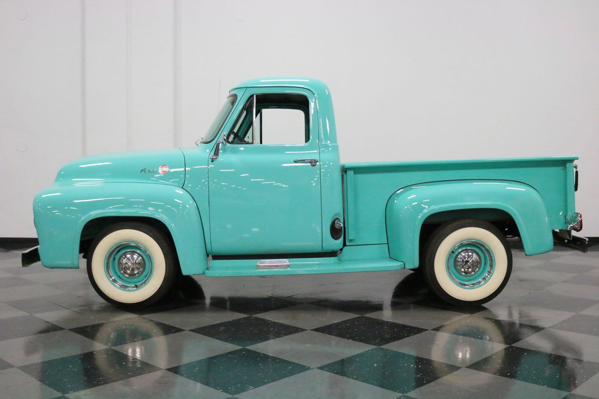 1954 ford f 100 stepside