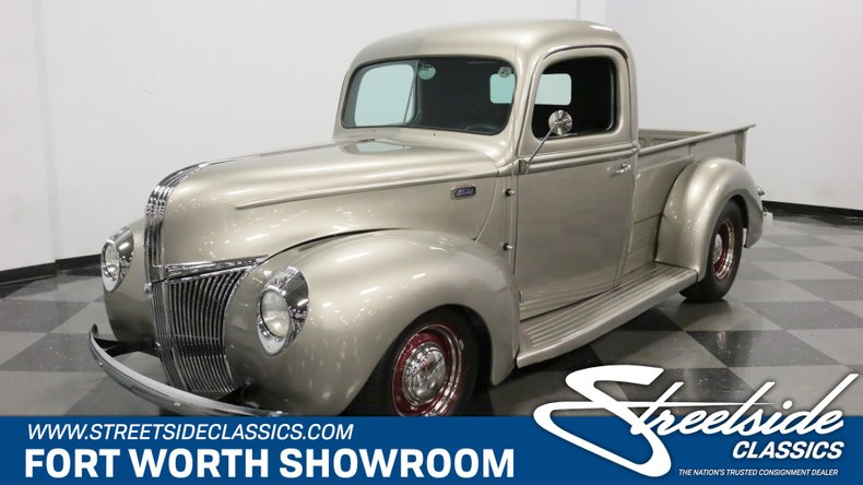 For Sale: 1941 Ford 1/2 Ton Pickup