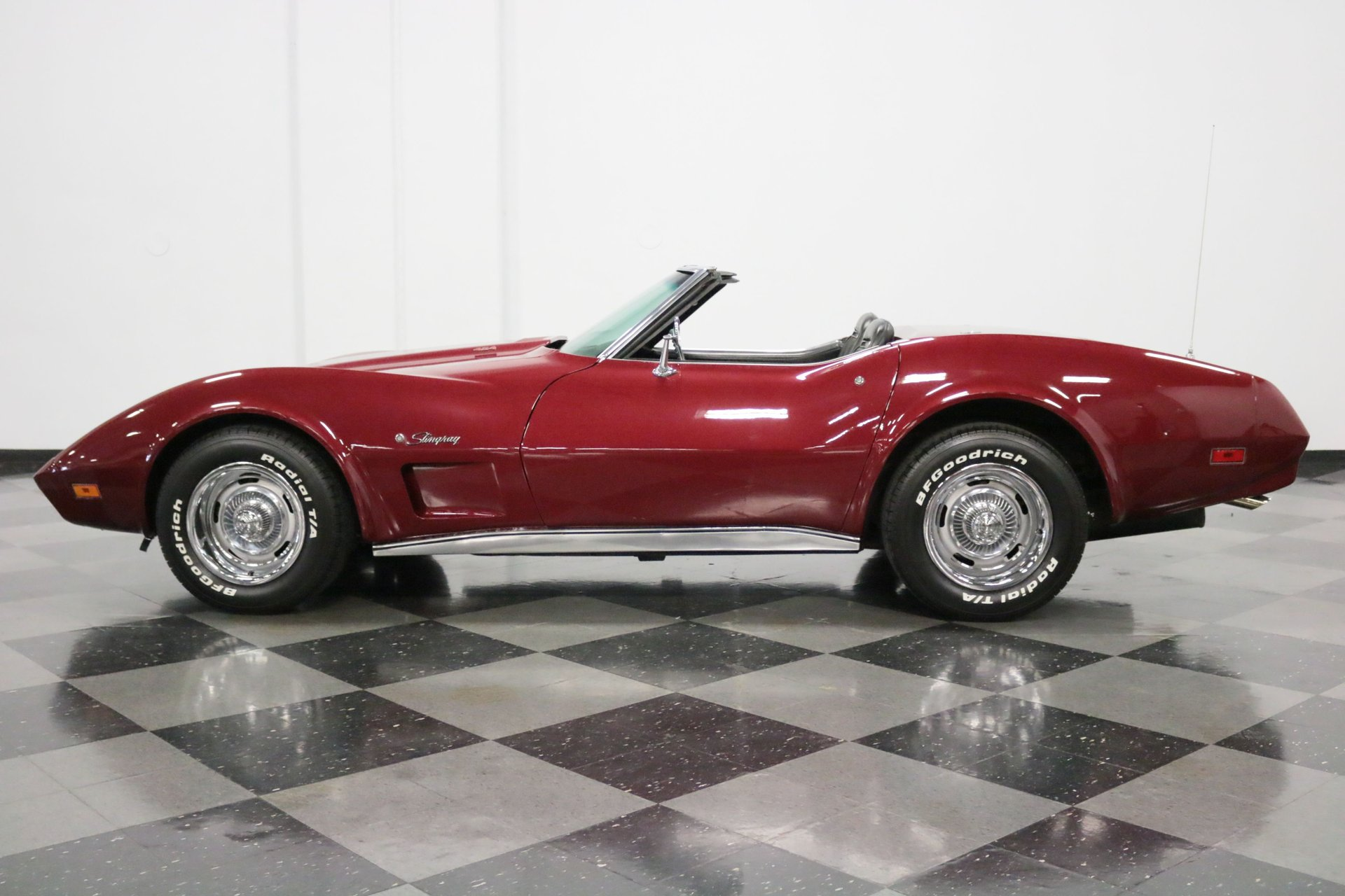 1974 chevrolet corvette 454 convertible
