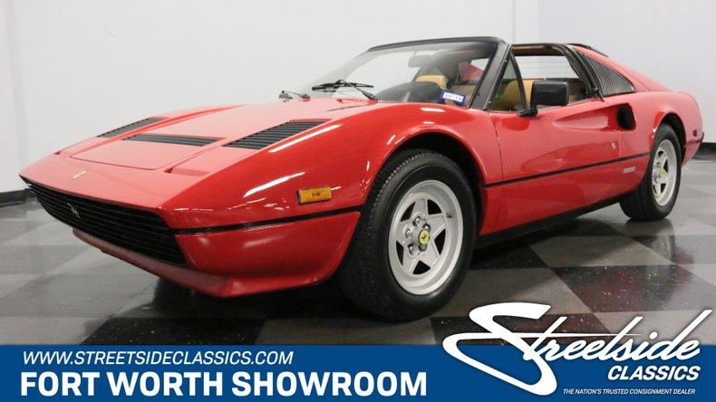 1983 Ferrari 308 GTS For Sale