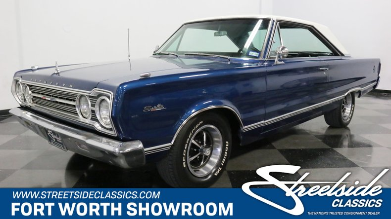 1967 Plymouth Satellite For Sale