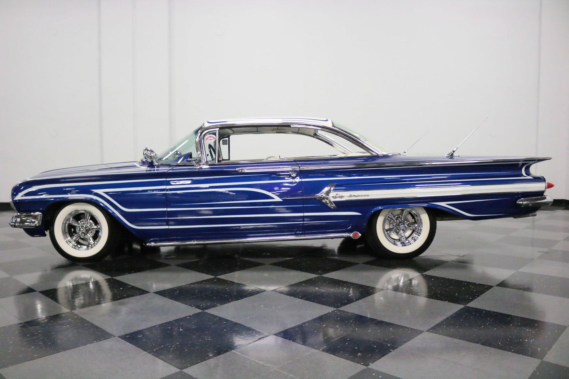 1960 chevrolet impala hardtop