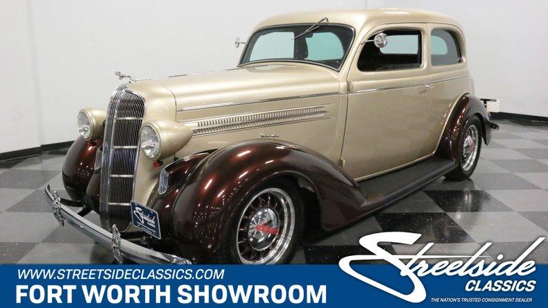 For Sale: 1936 Dodge Sedan