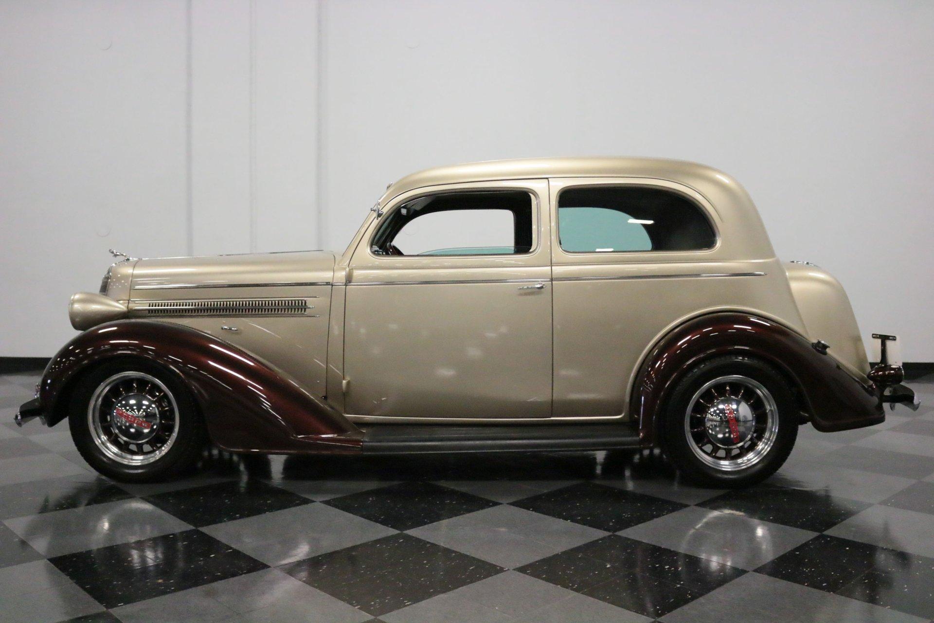 1936 dodge sedan streetrod