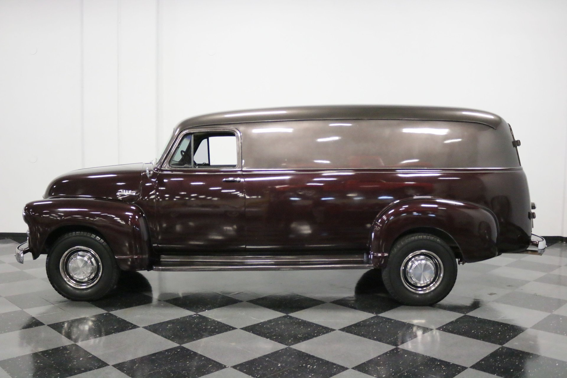 1954 chevrolet 3800 panel delivery
