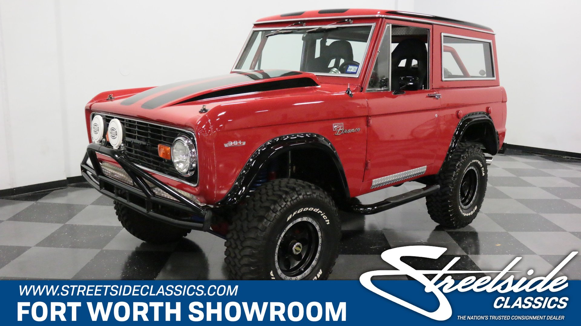 1969 Ford Bronco Classic Cars For Sale Streetside Classics The Nation S 1 Consignment Dealer
