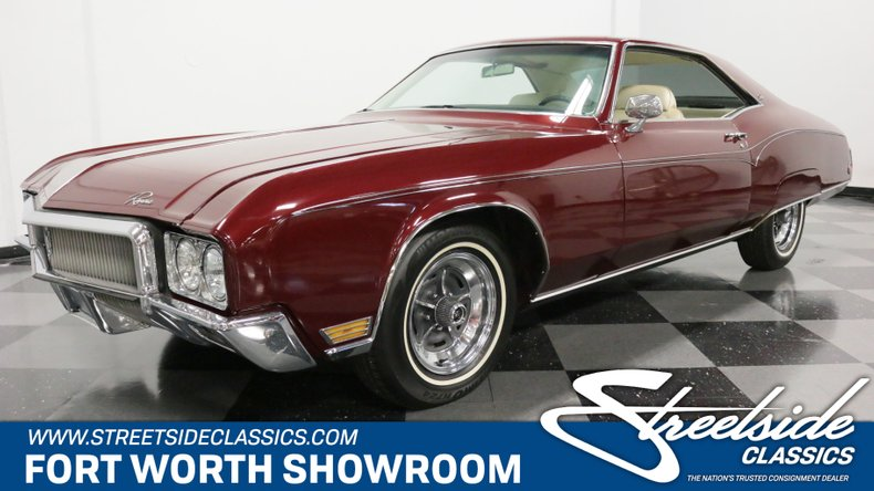 For Sale: 1970 Buick Riviera