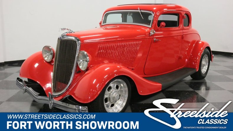 1933 Ford 5-Window For Sale