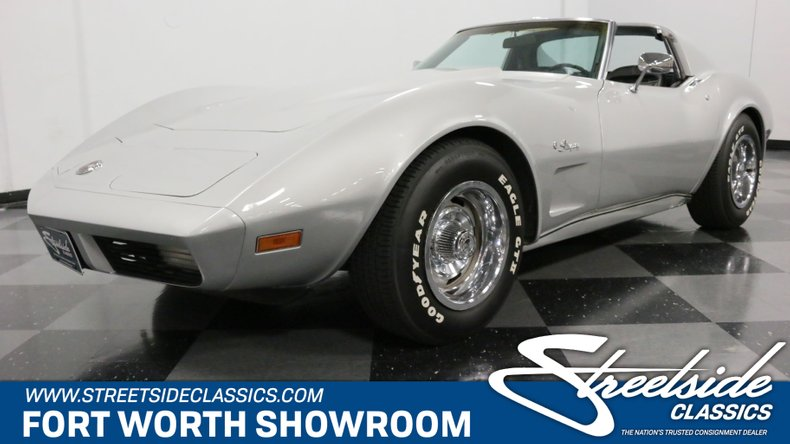 For Sale: 1974 Chevrolet Corvette