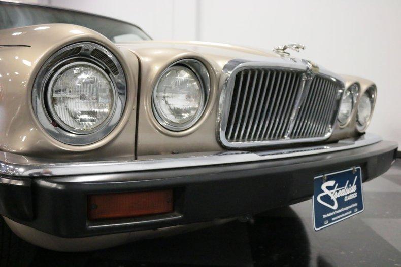 1983 Jaguar XJ6 78