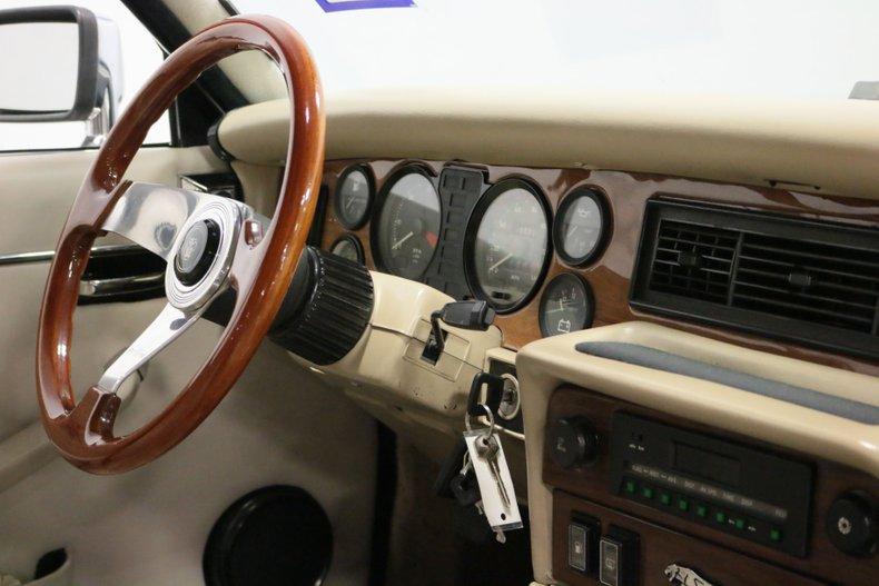 1983 Jaguar XJ6 60