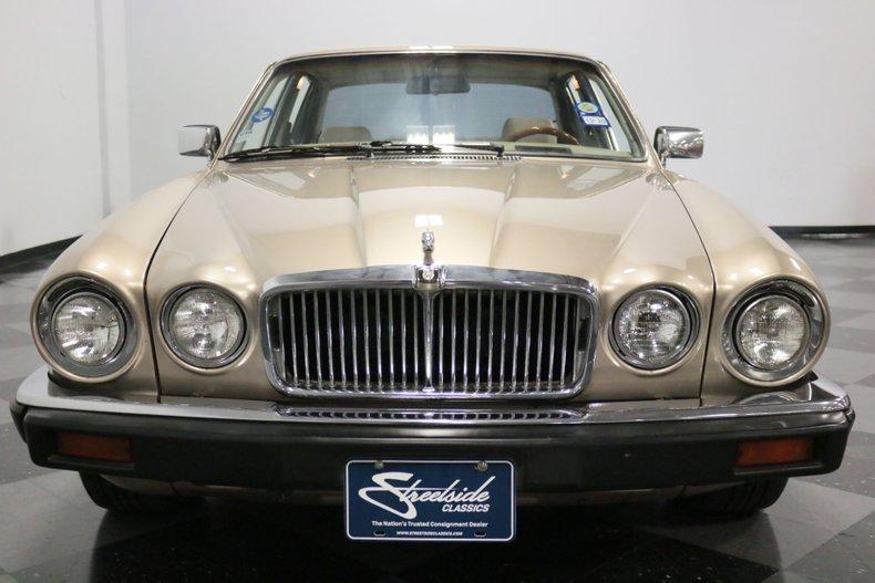 1983 Jaguar XJ6 19