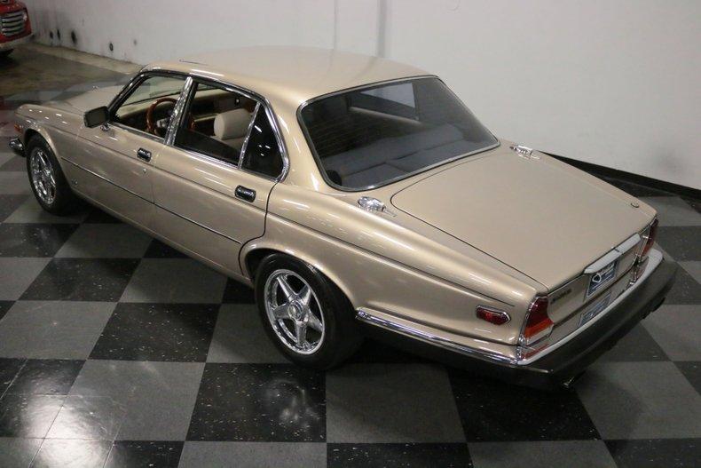 1983 Jaguar XJ6 81