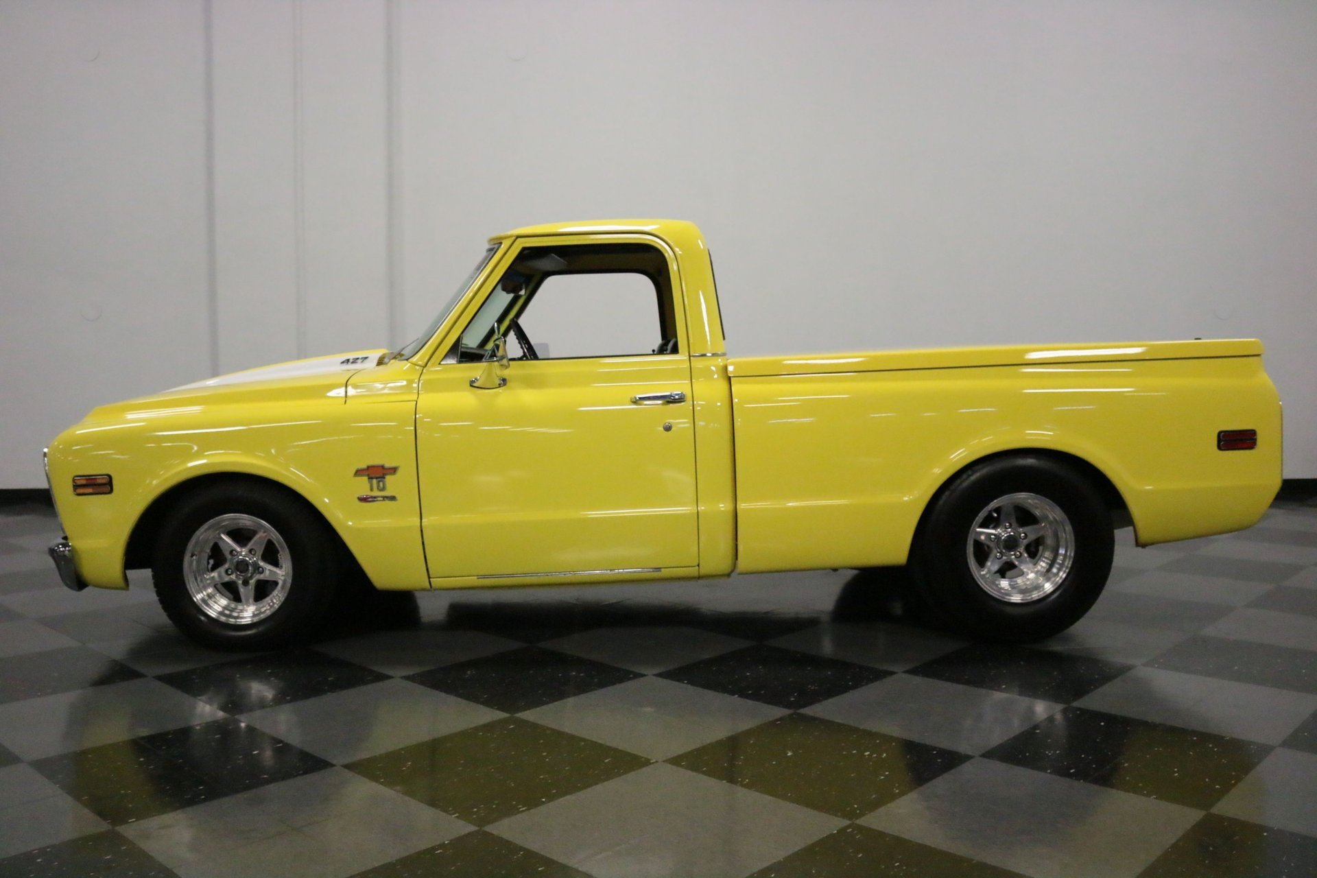 1971 chevrolet c10 restomod