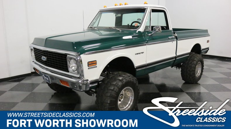 For Sale: 1969 Chevrolet K-10