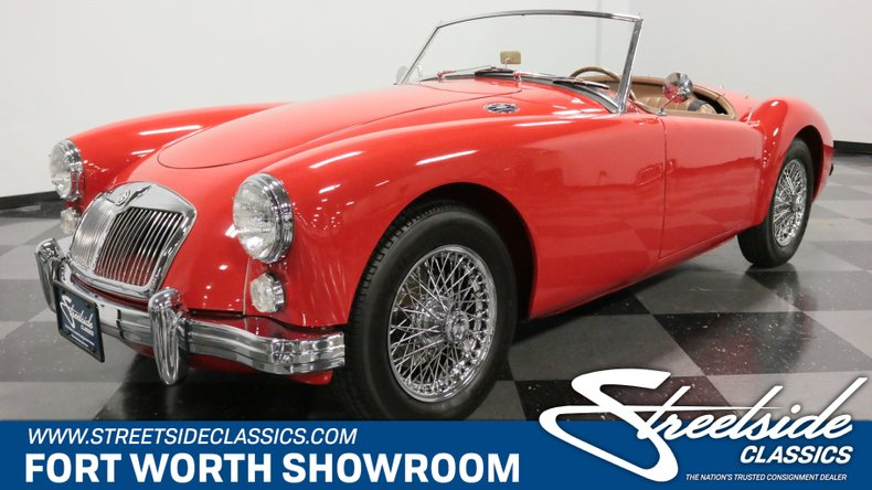For Sale: 1958 MG A