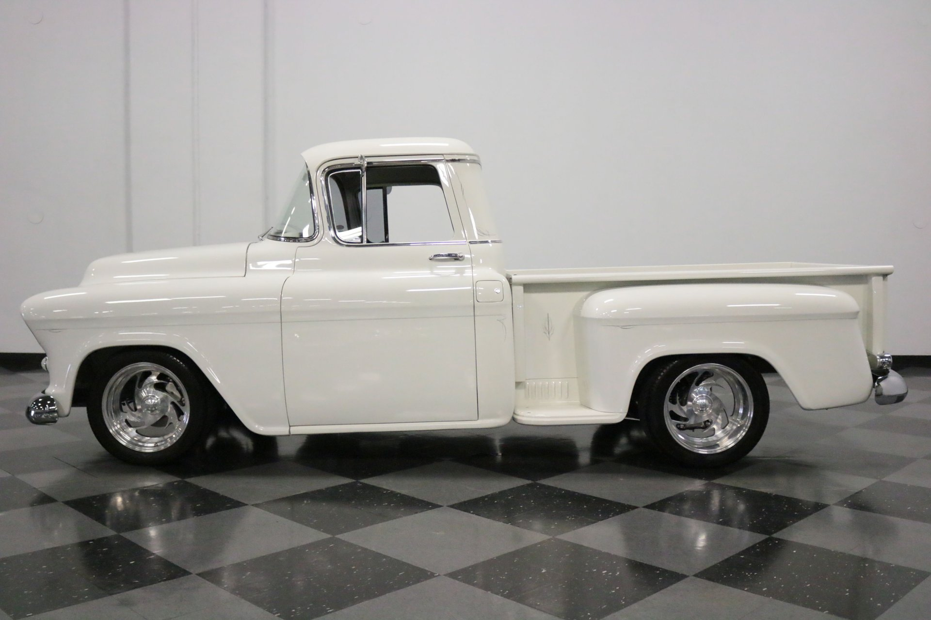1955 chevrolet 3100 3 window