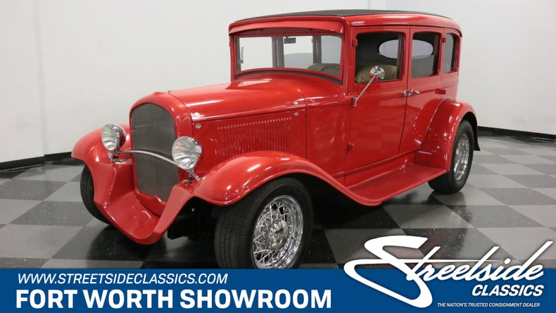 For Sale: 1932 Plymouth 4 Door Sedan