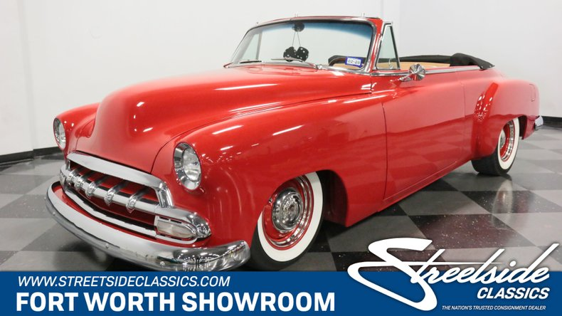 For Sale: 1952 Chevrolet Styleline Deluxe