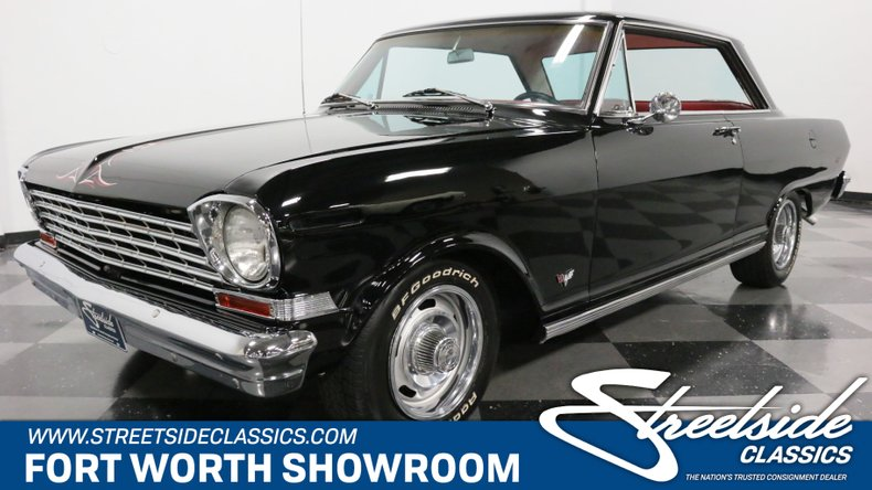 For Sale: 1962 Chevrolet Chevy II