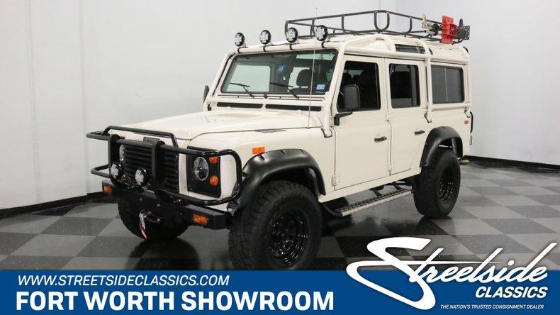 For Sale: 1993 Land Rover Defender