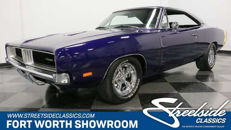 For Sale: 1969 Dodge Charger