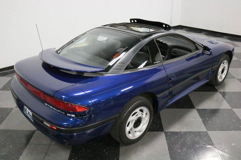 1993 Dodge Stealth 34