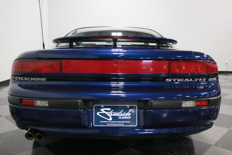1993 Dodge Stealth 11