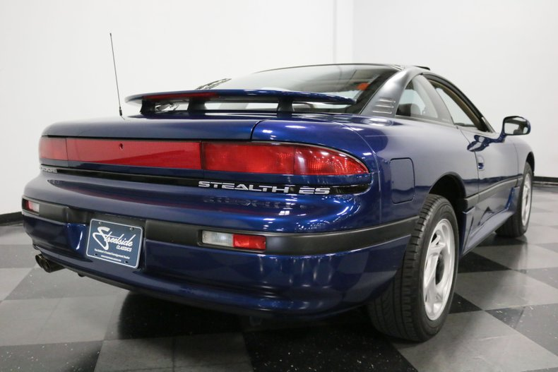1993 Dodge Stealth 12