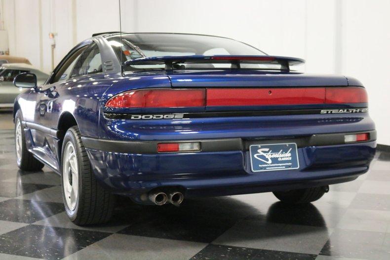 1993 Dodge Stealth 10