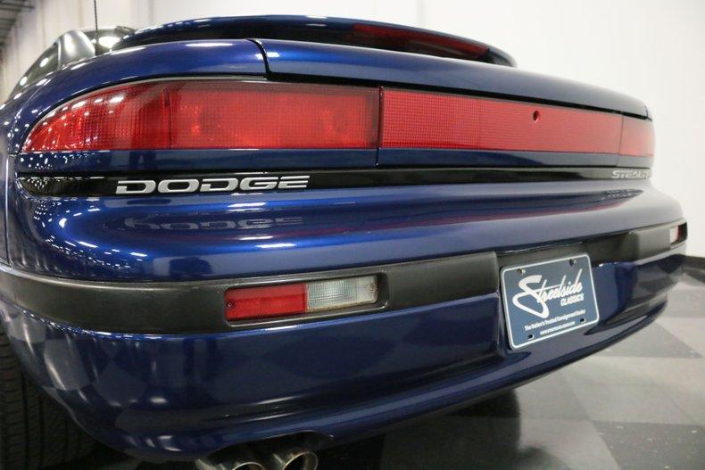 1993 Dodge Stealth 78
