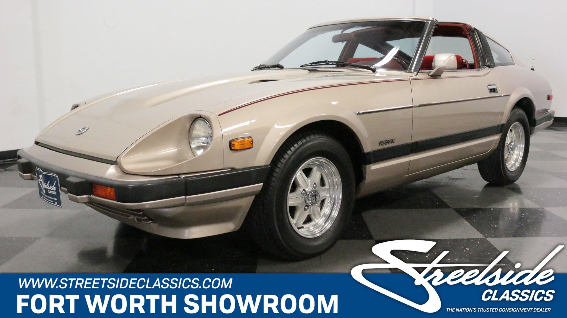 1982 datsun 280zx