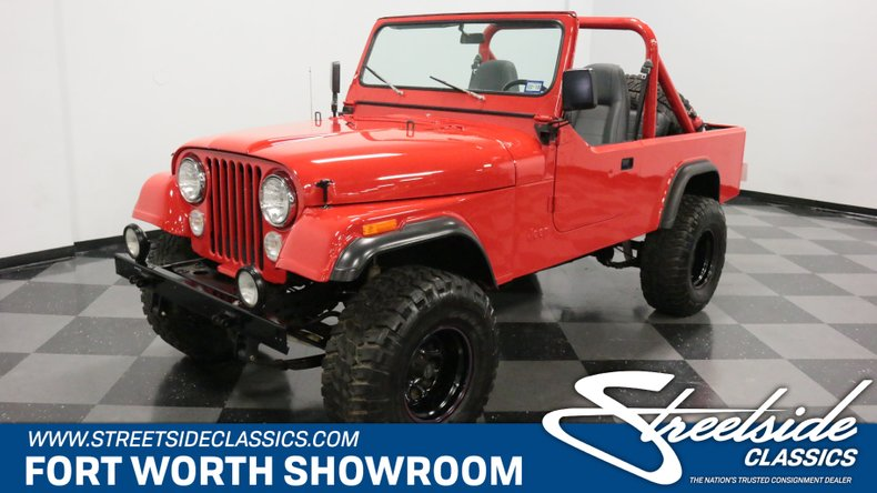 For Sale: 1983 Jeep CJ8