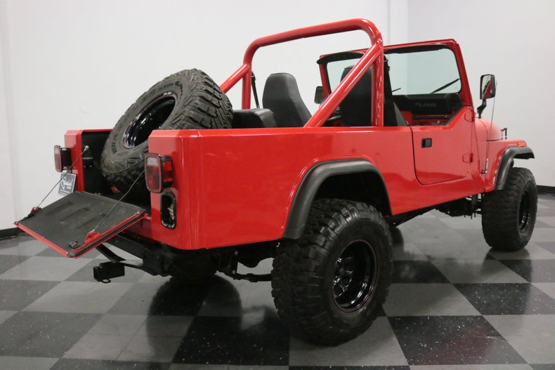1983 Jeep CJ8 46