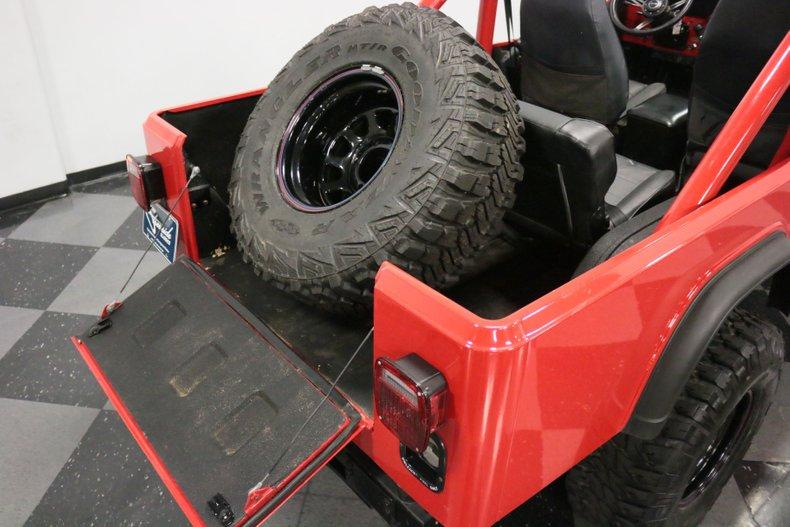 1983 Jeep CJ8 49