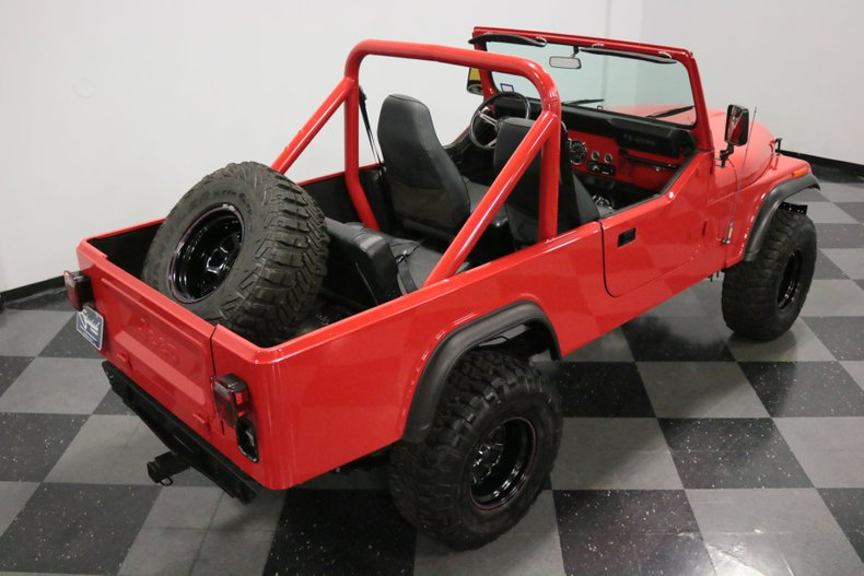 1983 Jeep CJ8 34