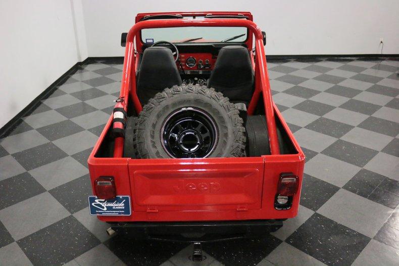 1983 Jeep CJ8 35