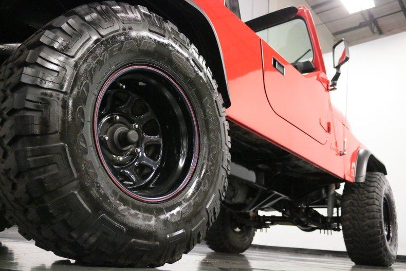 1983 Jeep CJ8 37