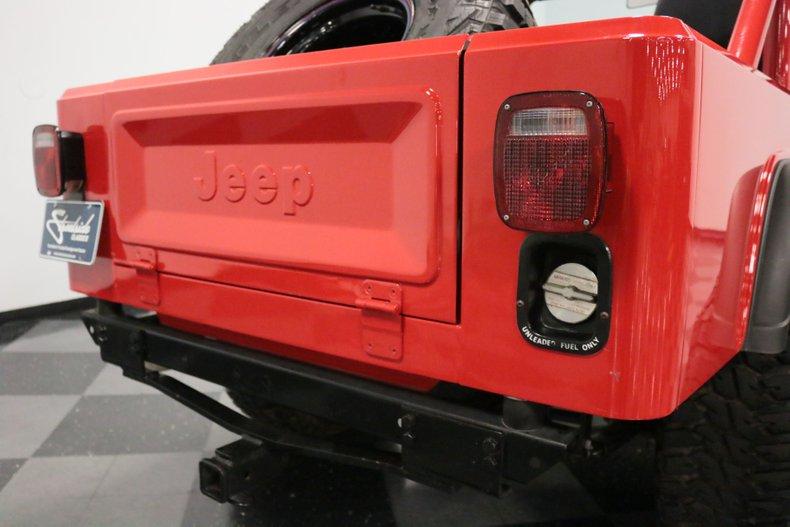 1983 Jeep CJ8 36